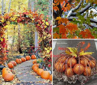 backyard ideas for fall for fall outside decorations outdoor decor ideas - Fall Outside Decorations