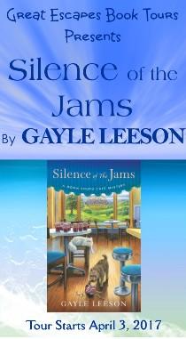 Gayle Leeson: here 4/7/17