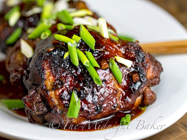 Slow Cooker Chicken Teryaki