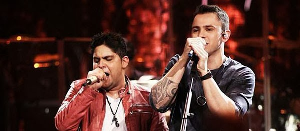 Jorge e Mateus - Amor pra recomeçar - Mp3 (Lançamento Top)