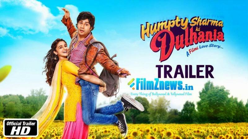 Humpty Sharma Ki Dulhania (2014) Theatrical Official HD Trailer