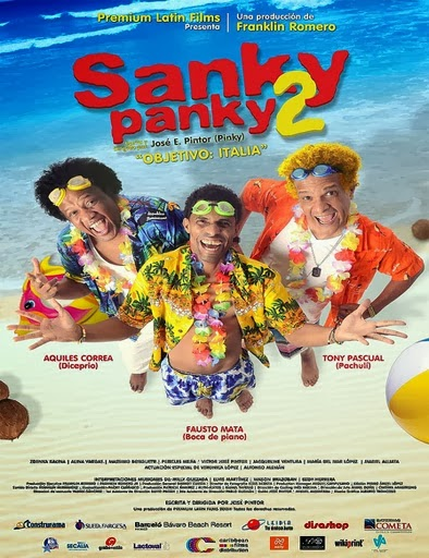 Sanky Panky 2: Objetivo Italia (2013)