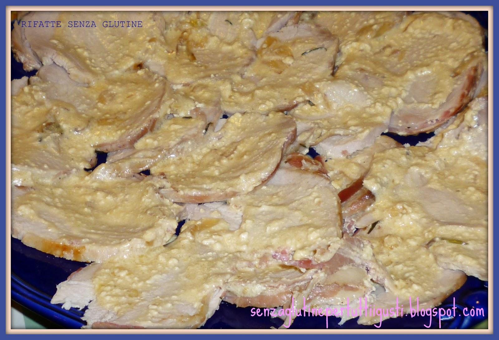 Senza Glutine Per Tutti I Gusti!: RIFATTE SENZA GLUTINE: Arrosto  #0F0B2C 1600 1092 Cucina Mediterranea Senza Glutine Pdf