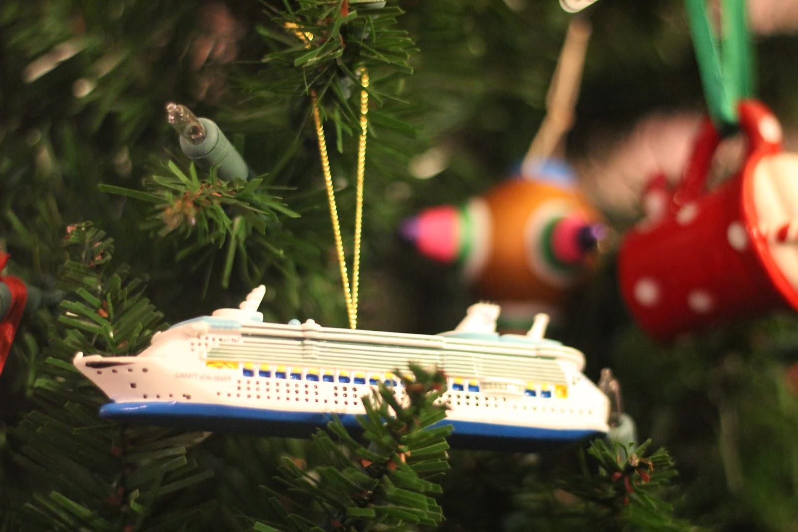 christmas cruise trip
