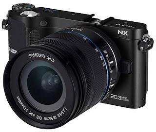 Samsung NX210 Mirrorless