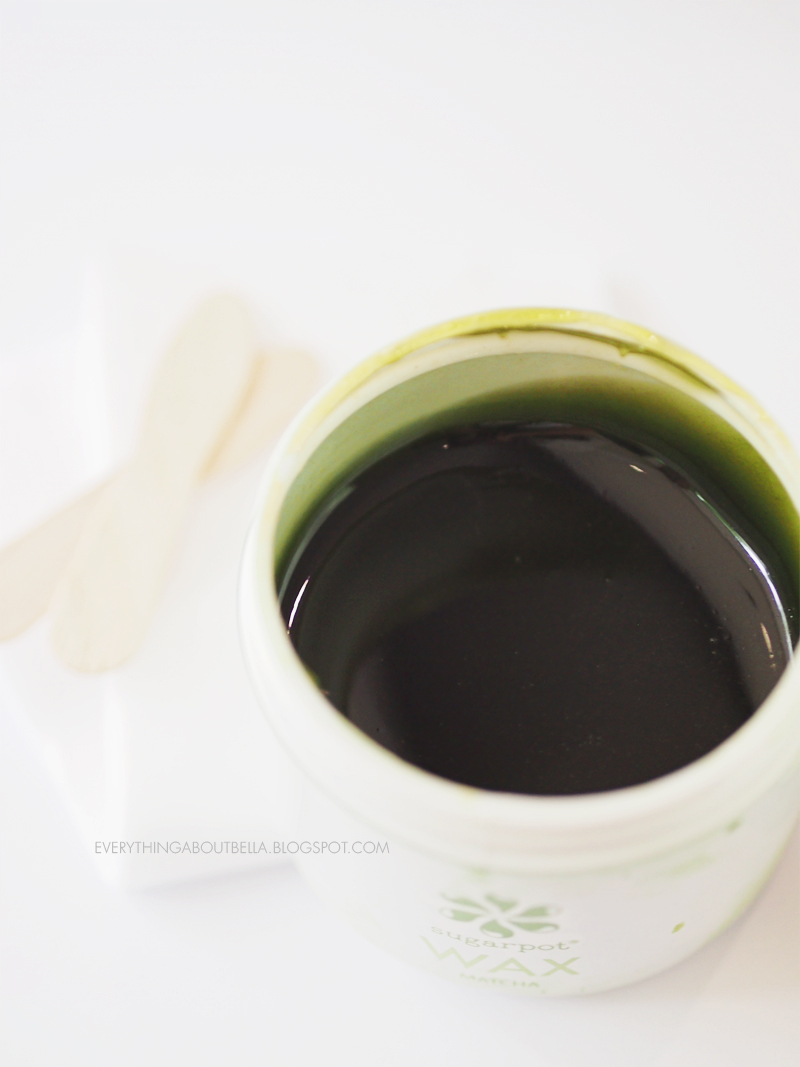 Sugarpot Homemade Wax Matcha