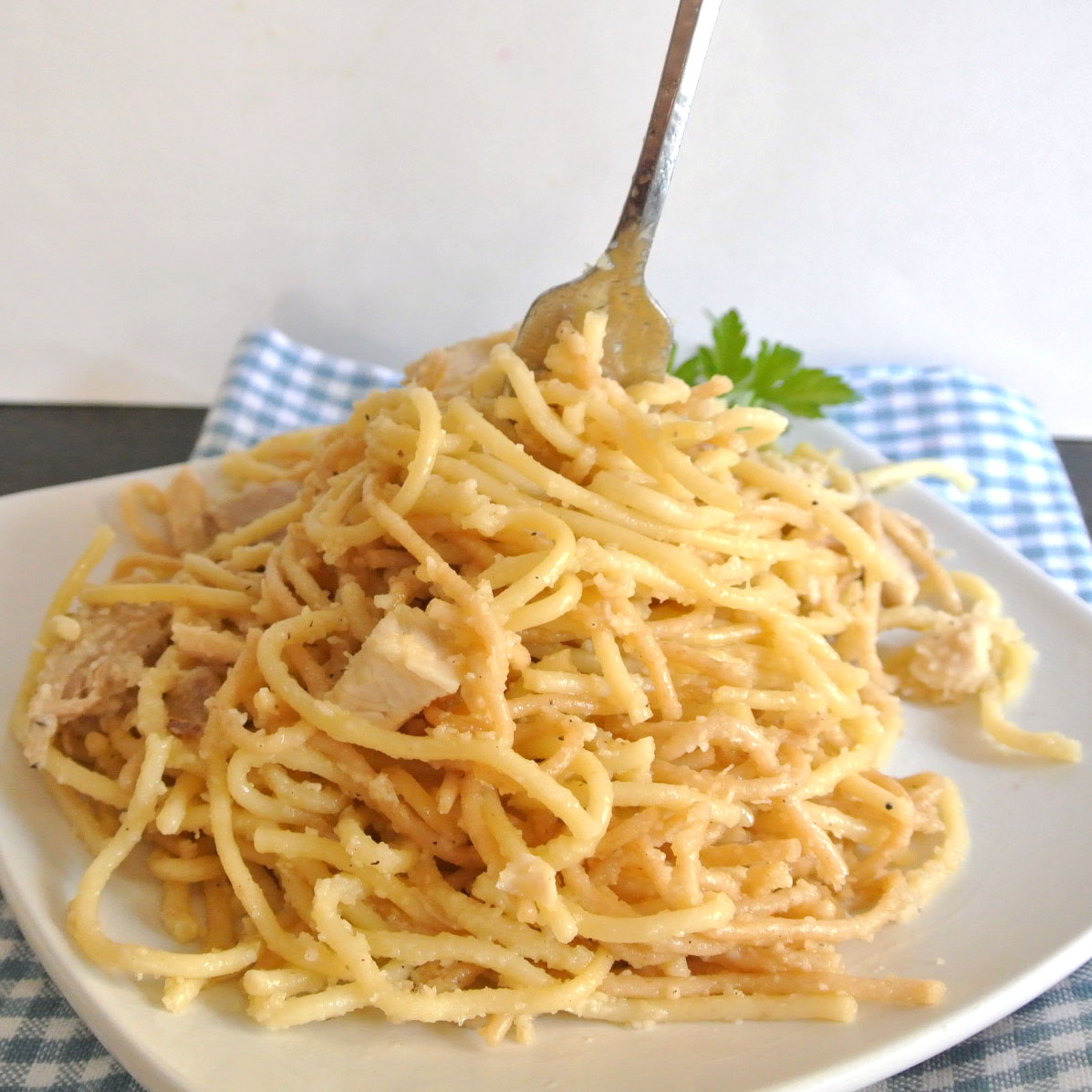 Mom, What's For Dinner?: Turkey Tetrazzini