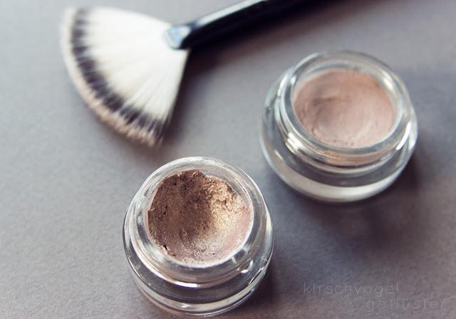 drugstore makeup high quality dupes mac fan brush paint pots