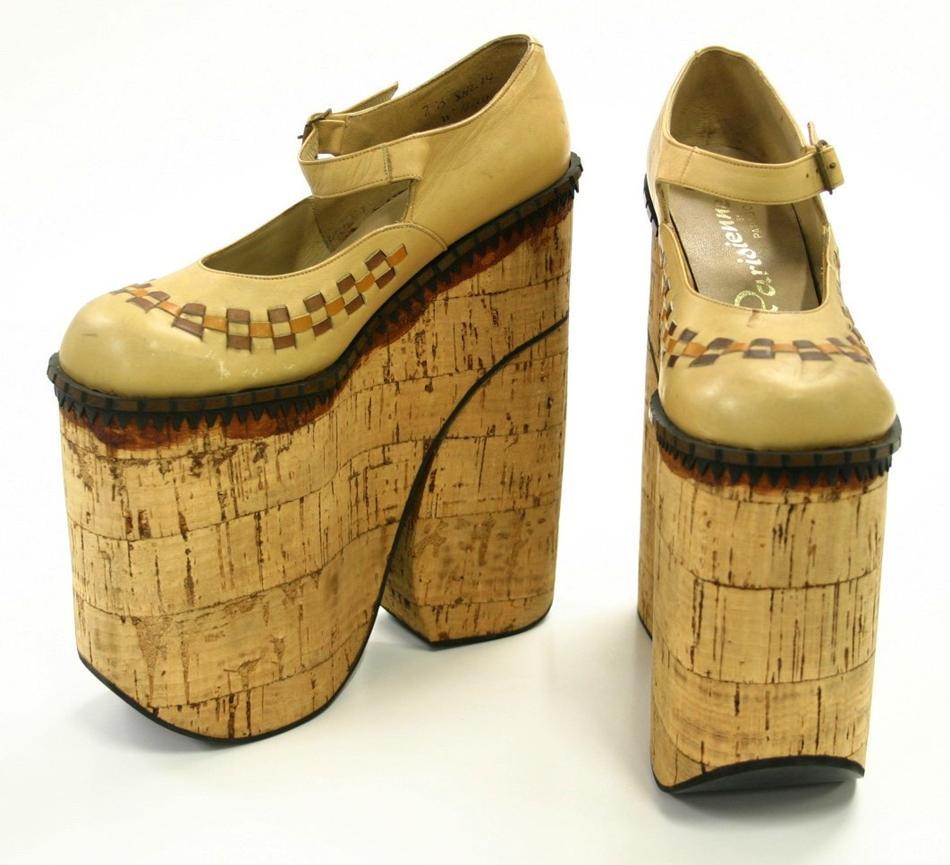 SLV-Some Like it Vintage.com: 1970s Vintage Platform Shoes