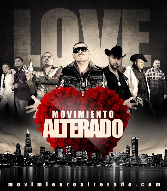 Movimiento Alterado – Disco Amor (2012) DISCO OFICIAL