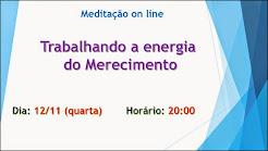 Meditação on line