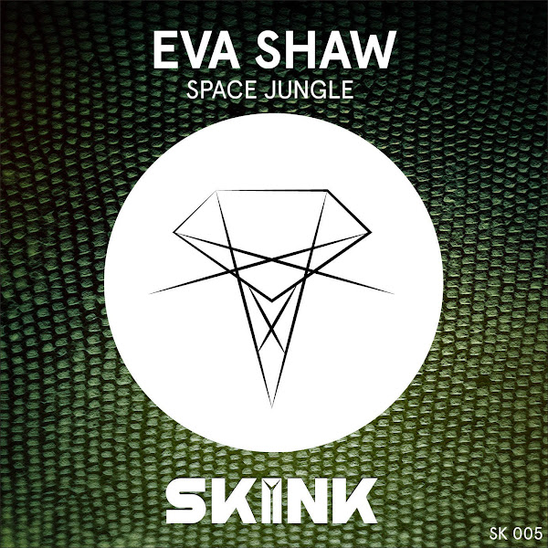 Eva Shaw - Space Jungle - Single Cover