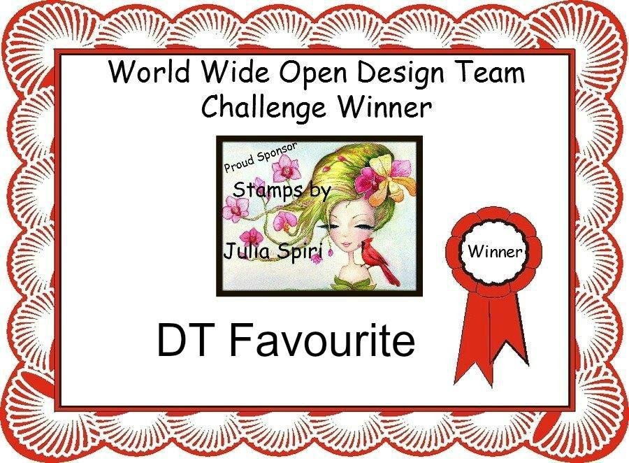 I'm DT Favorite Winner