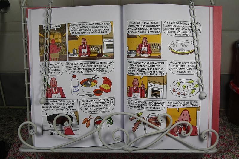 petit trait de philosophie charcuti re et andouillette la moutarde parmesan et paprika. Black Bedroom Furniture Sets. Home Design Ideas