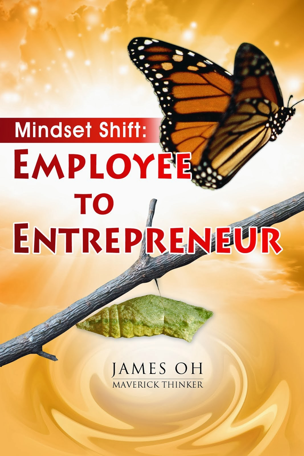 MINDSET SHIFT : EMPLOYEE TO ENTREPRENEUR