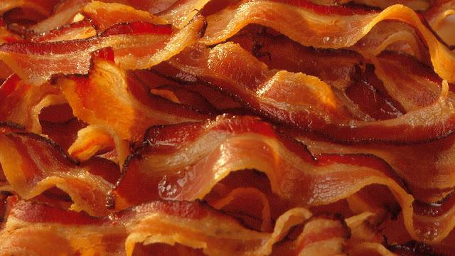 Jajanan yang mengandung cita rasa bacon