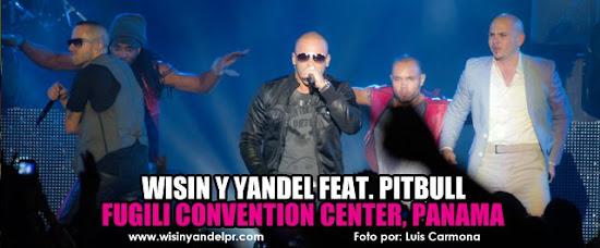 Videos del Concierto de Wisin y Yandel en Panama 2011