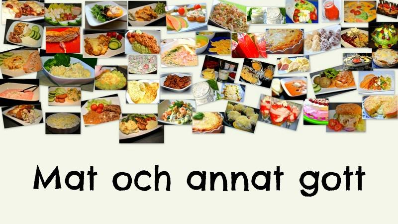 Mat och annat gott
