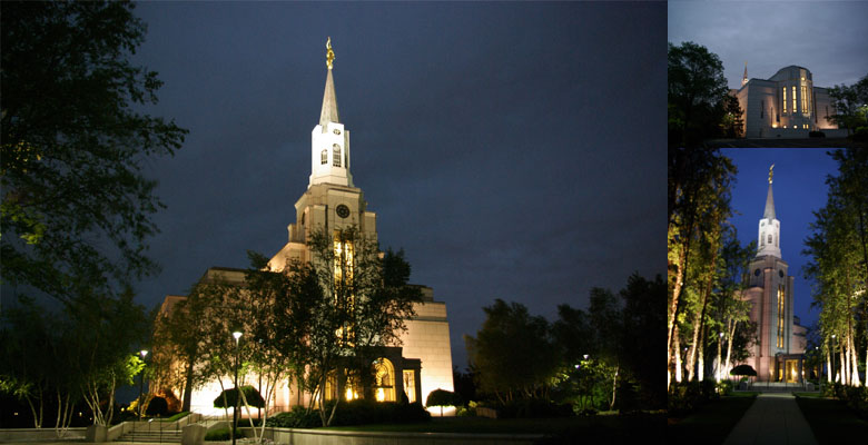 Boston Massachusetts Temple, June 11, 2011