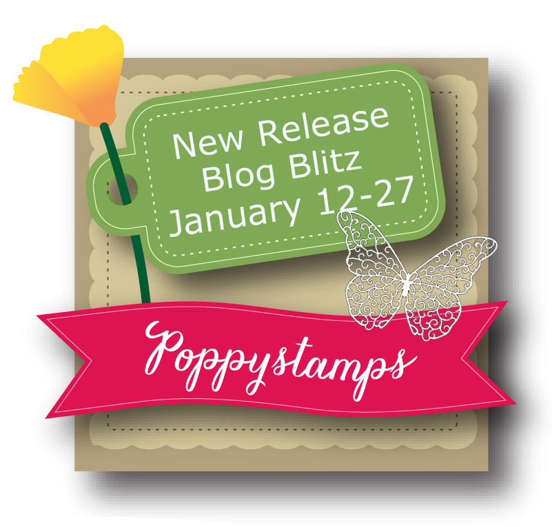 New Release Poppystamps!!!