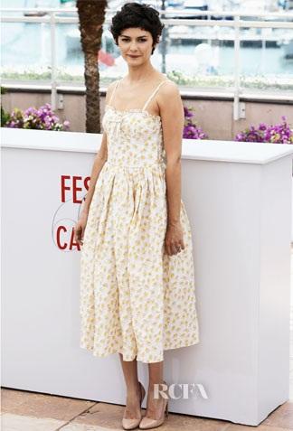 Audrey Tatou Cannes