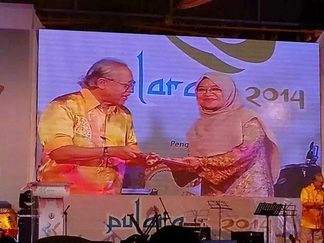 Hadiah Sastera Darul Ridzuan Ke-4 2014