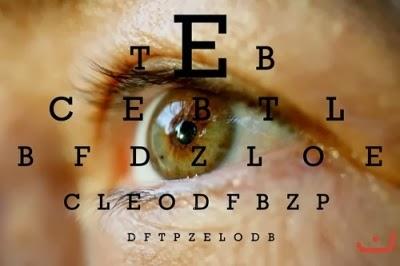 tes mata dan otak