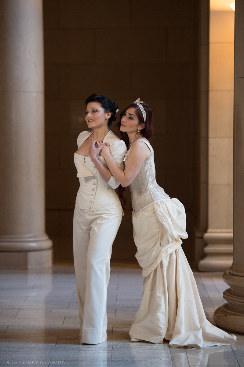 Double the Brides, Double the Fun!
