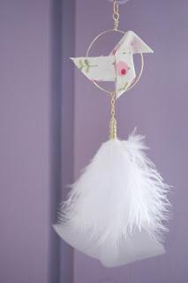 origami bijoux attrape rêves collier poétiques vanessa lekpa evanescentes créations bijoux fait mains