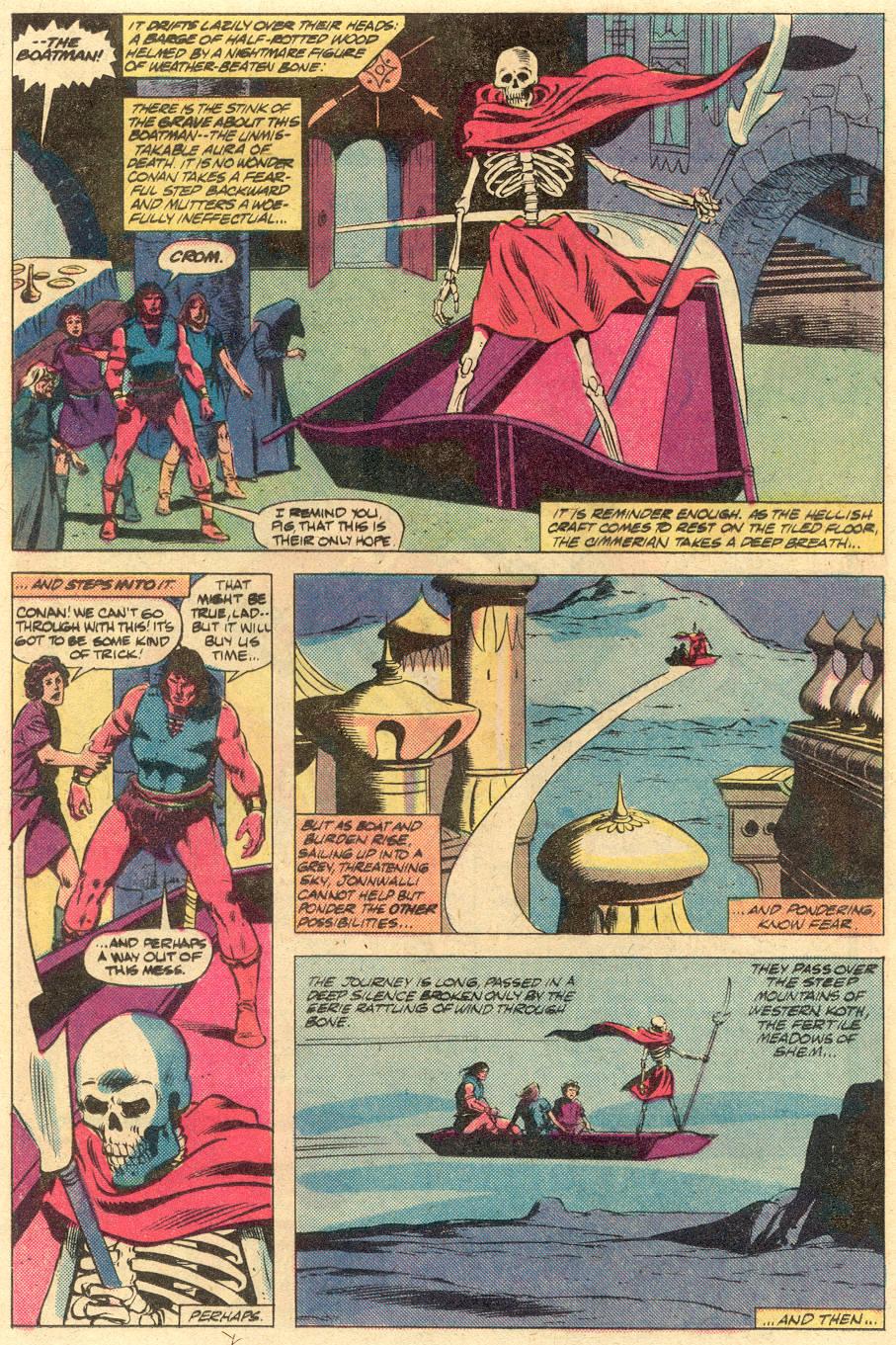 Conan the Barbarian (1970) Issue #125 #137 - English 13