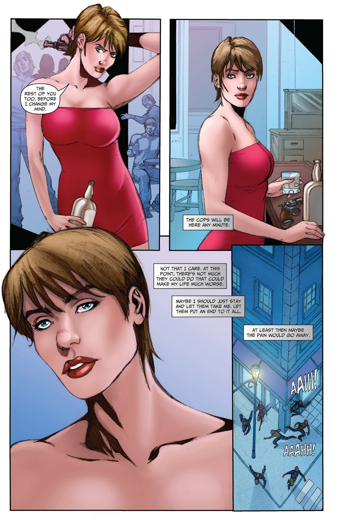 Grimm Fairy Tales (2005) Issue #41 #44 - English 5