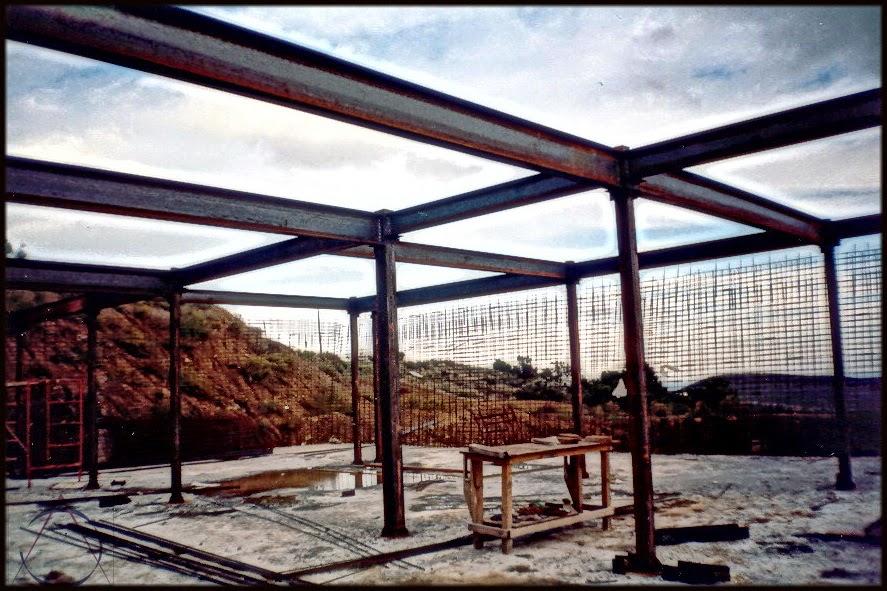 Ac arquitectos historia de una vivienda de madera - Estructura metalica vivienda ...