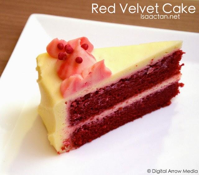 Red Velvet Cake - RM14