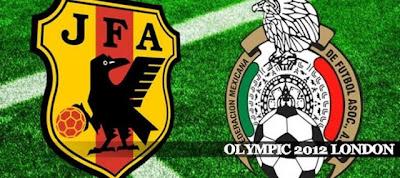 Siaran Langsung Meksiko vs Jepang u23