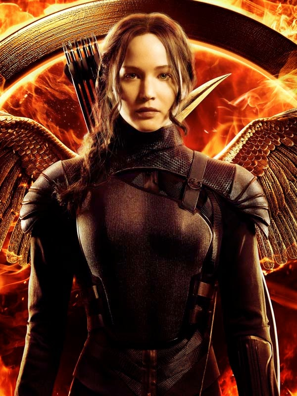 Katniss Everdeen - The Mockingjay