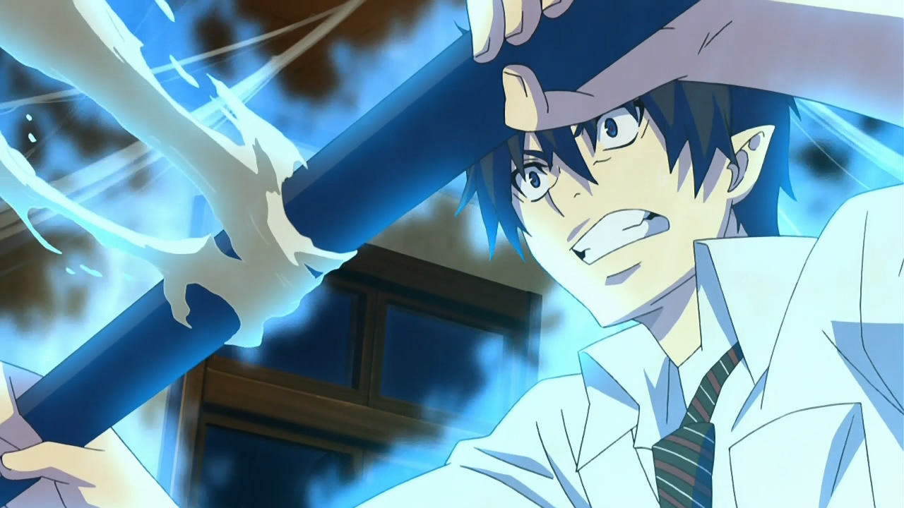 Aoi no exorcist 03