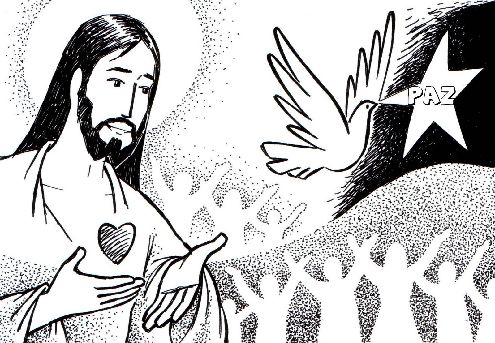 La paz en herencia