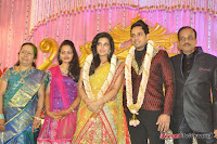 Celebraties at Actor Bharat n Jessy Wedding Reception Photos+%252821%2529 Actor Bharath n Jessy Wedding Photos