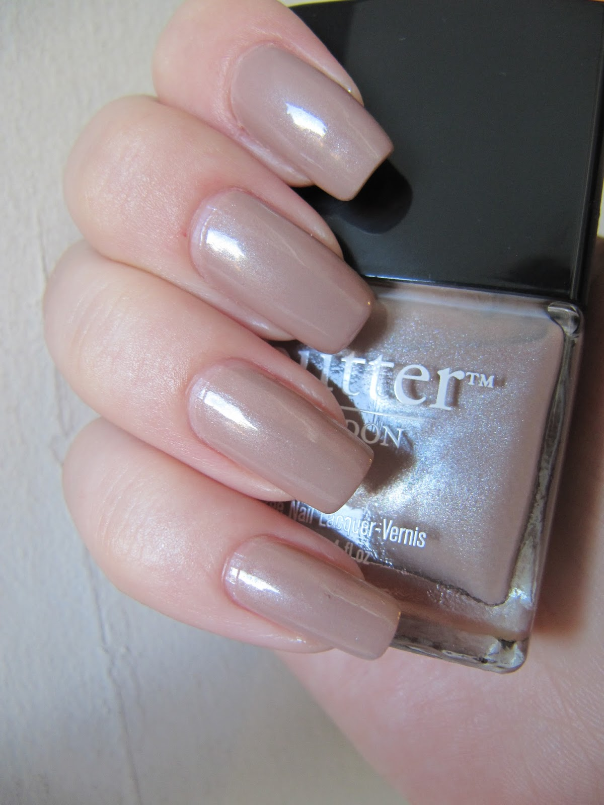 Costello Nails Swatches Reviews Butter London Yummy Mummy
