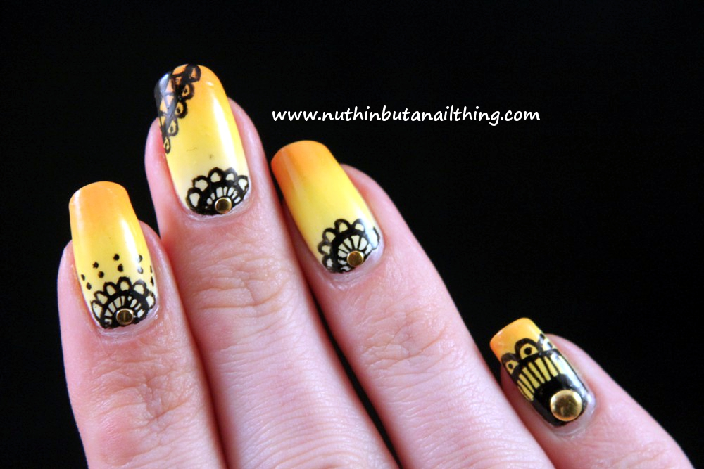 Nuthin but a nail thing more barry m nail art pen creations barry m nail art pen barry m nail art pen prinsesfo Images