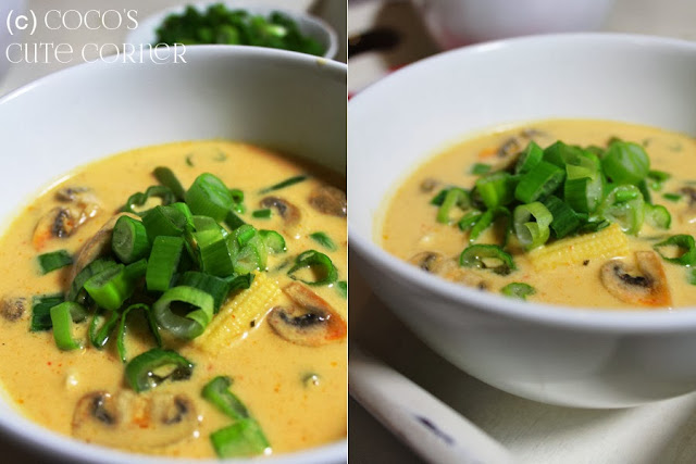 Red Thai Soup