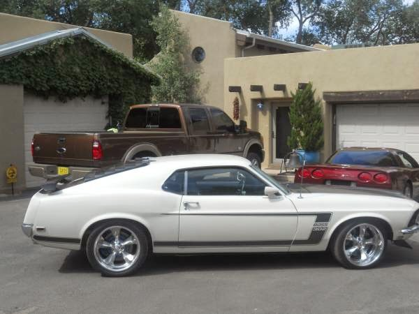 1969 Mustang Boss 302 for Sale - Buy American Muscle Car