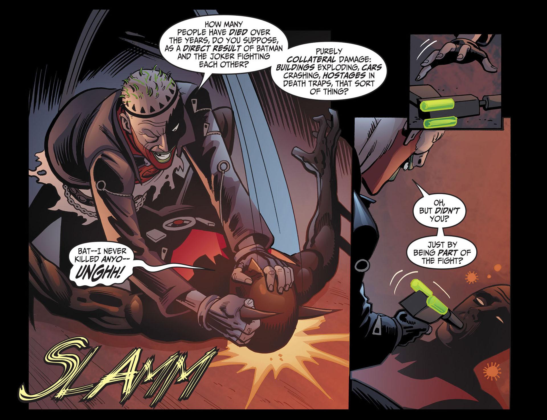 Batman Beyond (2012) Issue #18 #18 - English 6