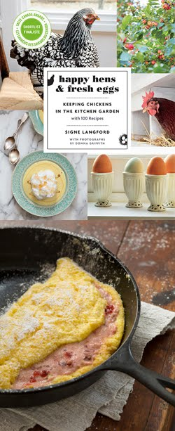 Enter for a Chance to Win this Cookbook & there's a great Omelette Recipe too!