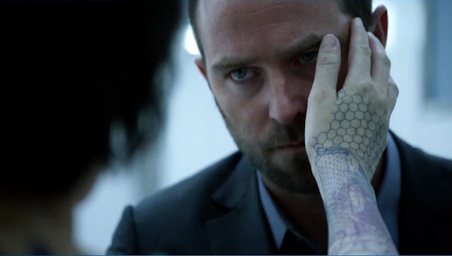 Blindspot Jaimie Alexander Jane Doe Kurt Weller FBI Sullivan Stapleton pics photos screencaps pilot series reviews