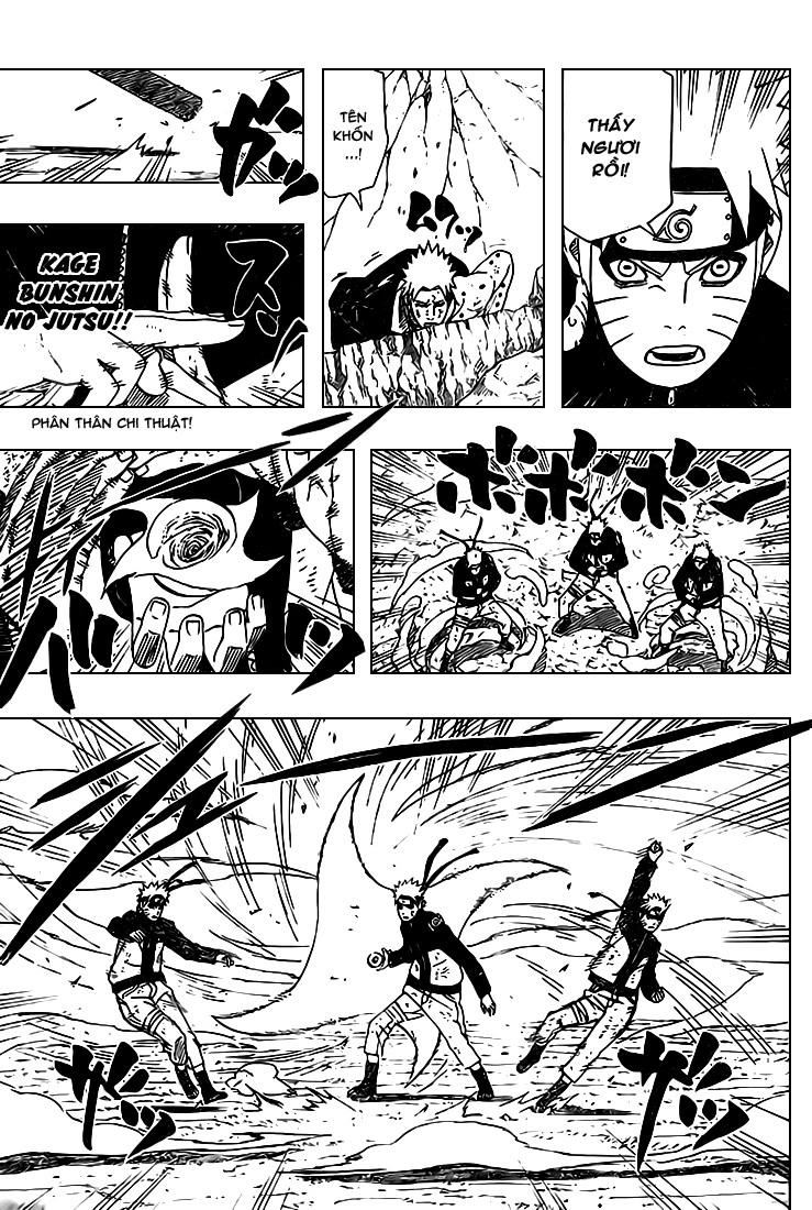 Naruto chap 441 Trang 16 - Mangak.info