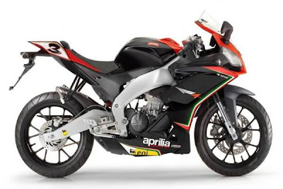 Aprilia RS4 125 Biaggi WSB Replica (2012) Side