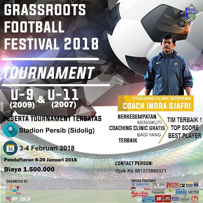 GRASSROOTS FOOTBALL FEST 2018