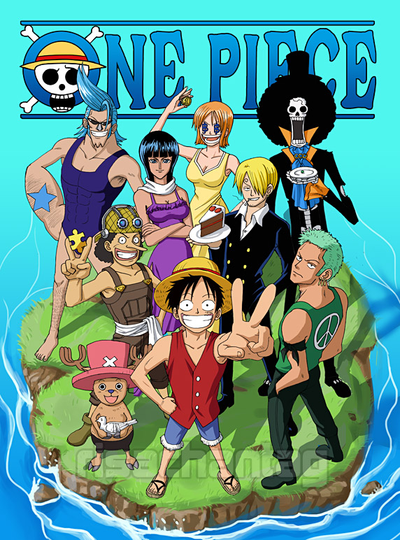 One Piece cap 777