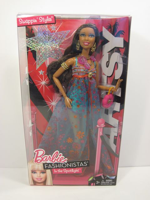 Barbie Fashionista Review Barbie Fashionista Artsy
